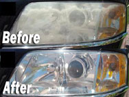 Headlamp Resoration